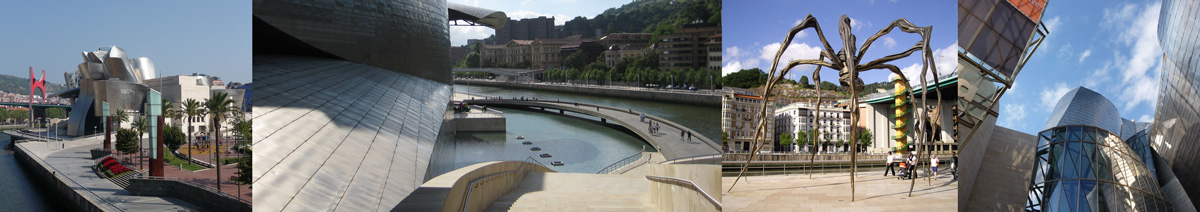 #A BILBAO center + metropolitan area